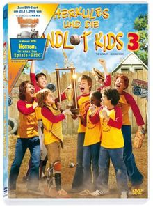 Herkules und die Sandlot Kids 3 (+ Horton Activity Disc)