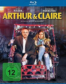 Arthur & Claire [Blu-ray]