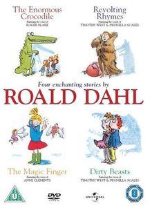 Four Enchanting Stories By Roald Dahl