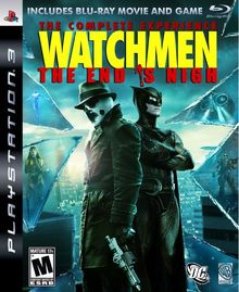 Watchmen:End Is Nigh Complete [DVD-AUDIO]