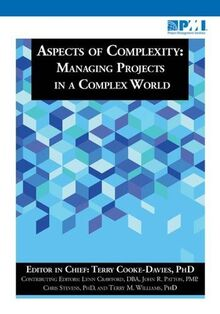 Cooke-Davies, T: Aspects of Complexity
