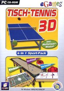 Tischtennis + Tablegames Doppelpack