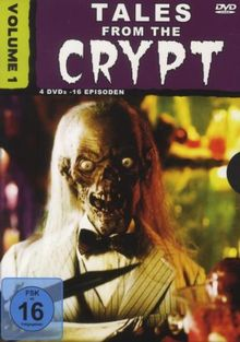 Tales From The Crypt Vol. 1 [4 DVDs]