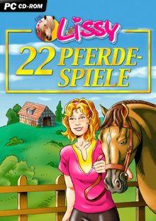 Lissy - 22 Pferdespiele