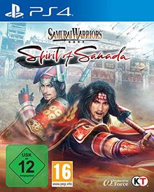 Samurai Warriors: Spirit of Sanada [PlayStation 4]