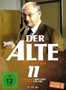 Der Alte - Collector's Box Vol. 11 (Folgen 176-190) [5 DVDs]