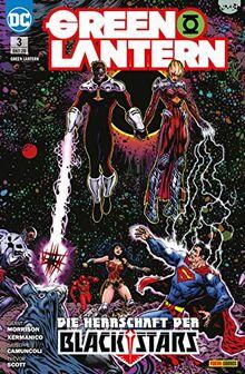 Green Lantern: Bd. 3 (2. Serie): Die Herrschaft der Blackstars