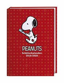 Peanuts Schülerkalender A6 2020 11,5x16,3cm