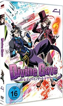 Divine Gate - Vol. 4 - Episoden 10-12