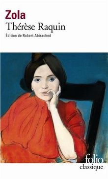 Thérèse Raquin (Folio (Gallimard))