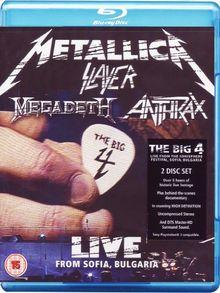 The Big Four: Live From Sonisphere / Sofia Bulgaria [Blu-ray]
