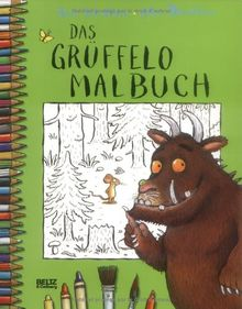 Das Grüffelo-Malbuch