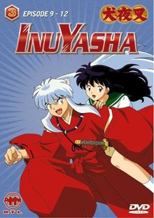 InuYasha, Vol. 03, Episode 09-12