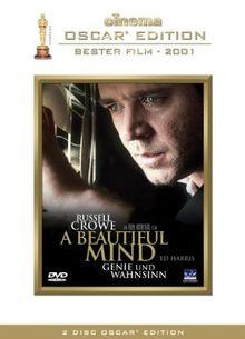 A Beautiful Mind - Genie und Wahnsinn (Limited Oscar Edition) [2 DVDs]