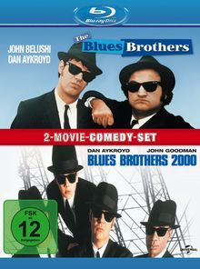Blues Brothers/Blues Brothers 2000 [Blu-ray]