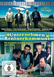Unternehmen Rentnerkommune - Die komplette 13-teilige Serie mit Starbesetzung (Pidax Serien-Klassiker) [2 DVDs]