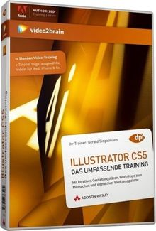 Illustrator CS5 Grundlagen - Videotraining