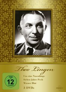 Theo Lingen Edition [3 DVDs]
