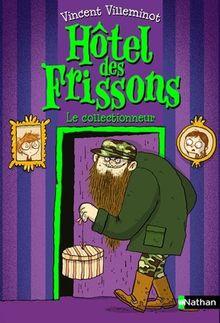 Livre Hôtel des Frissons