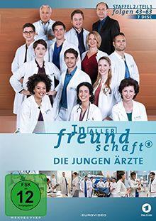 In aller Freundschaft - Die jungen Ärzte, Staffel 2, Folgen 43-63 [7 DVDs]