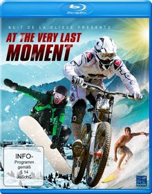 At the very last Moment [Blu-ray]