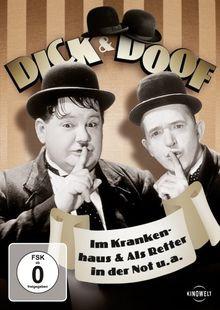 Dick & Doof im Krankenhaus & Als Retter in der Not u.a.