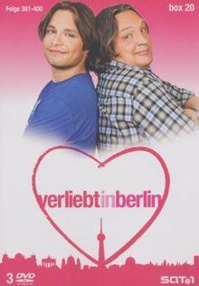 Verliebt in Berlin - Box 20, Folge 381-400 (3 DVDs)