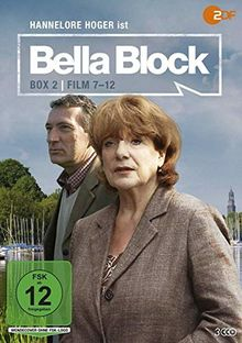 Bella Block - Box 2 (Film 7-12) [3 DVDs]