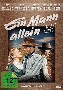 Ein Mann allein - A Man alone (Western Filmjuwelen)