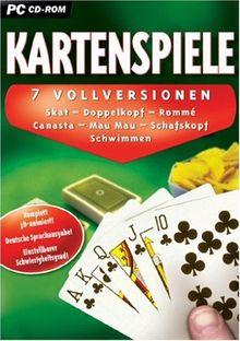 Kartenspiele - 7 Vollversionen