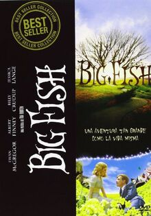 Big Fish (Import Dvd) (2013) Ewan Mcgregor; Albert Finney; Tim Burton; Bruce C