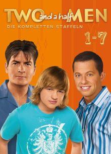 Two and a half Men Superbox - Die kompletten Staffeln 1-7 (exklusiv bei Amazon.de) [27 DVDs]