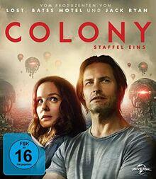 Colony Staffel 1 [Blu-ray]