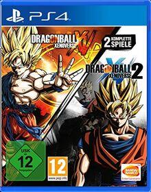 Dragon Ball Xenoverse 1 + Xenoverse 2 - [PlayStation 4]