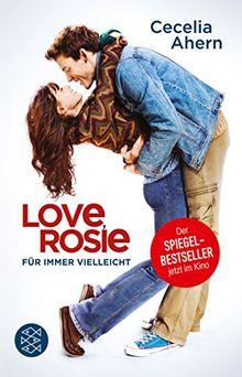 Love Rosie Für Immer Vielleicht Filmbuch Von Cecelia Ahern