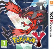 Pokemon Y - IMPORT FR