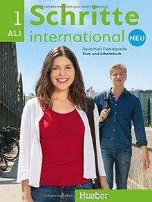 Schritte international Neu 1: Deutsch als Fremdsprache / Kursbuch+Arbeitsbuch+CD zum Arbeitsbuch (SCHRINTNEU)