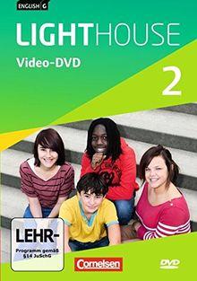 English G Lighthouse, Allgemeine Ausgabe, Bd.2 : 6. Schuljahr, Video-DVD