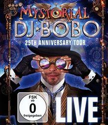 DJ Bobo - Mystorial Live [Blu-ray]