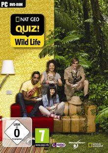Nat Geo Quiz! Wild Life (empfohlen von Dirk Steffens)
