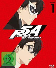 PERSONA5 the Animation Vol. 1 [Blu-ray]