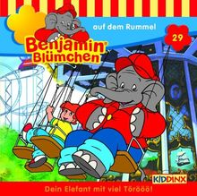 Benjamin Blümchen 029 auf dem Rummel