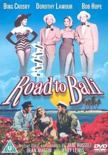 Road to Bali [UK Import]