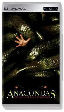Anacondas - Die Jagd nach der Blut-Orchidee [UMD Universal Media Disc]