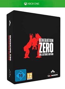 Generation Zero Collectors Edition (XONE)