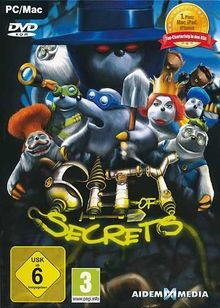 City of Secrets (PC+MAC)