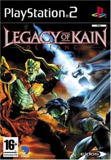 Legacy of Kain : Defiance [FR Import]