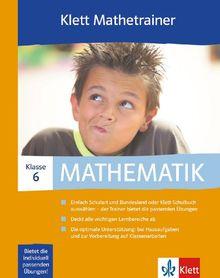 Klett Mathetrainer 6. Klasse