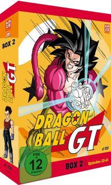 Dragonball GT - Box 2/3 (Episoden 22-41) [4 DVDs]
