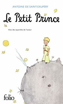 Le Petit Prince (Collection Folio (Gallimard))